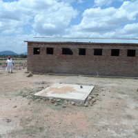 Buturi primary school toilets