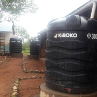Marumba school water tanks