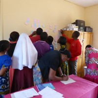 Teachers' workshop to support the introduction of girls' clubs
