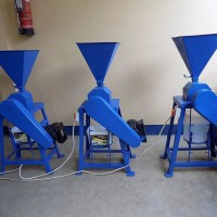 Groundnut Processing Machines