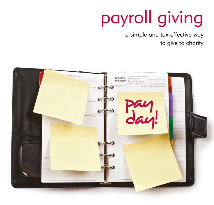payroll giving image