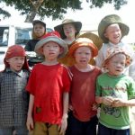 Children with Albinism in Mwanza, Tanzania