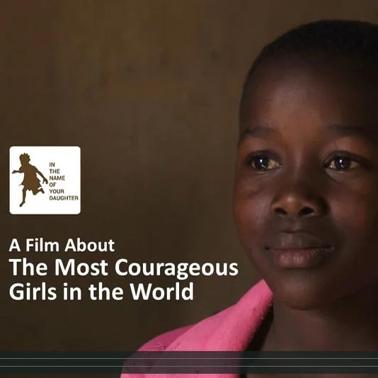 In the Name of Your Daughter, film by Giselle Portenier on work combatting FGM in Tanzania