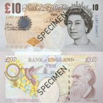 old paper ten pound notes
