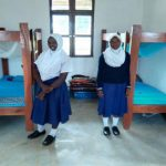 Girls hostel at Manyoni secondary school